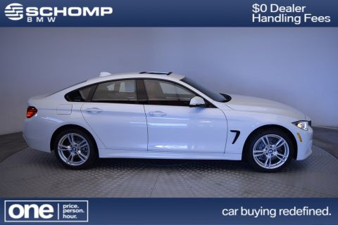 New 2017 BMW 4 Series 430i xDrive AWD
