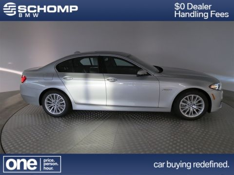 New 2016 BMW 5 Series 528i xDrive With Navigation & AWD